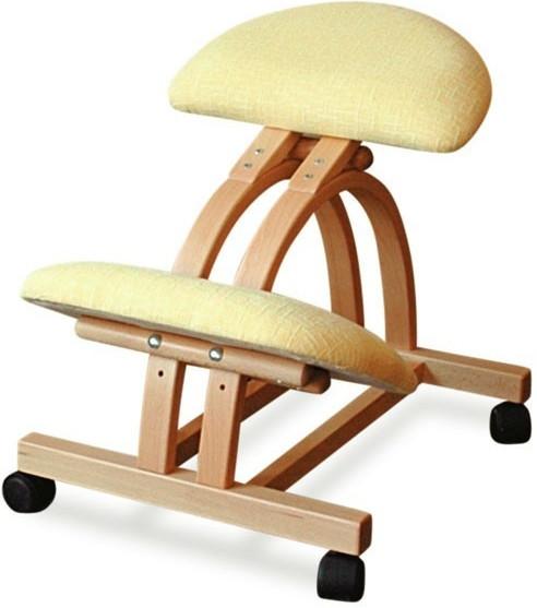 Klekačka Julie, klekací židle